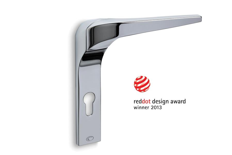 manere cu design premiat red dot award