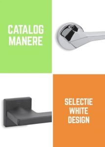 Catalog manere usi white design